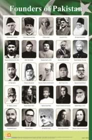 Founders of Pakistan