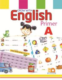 Grow With English (Primer A, B) (Book 1 - 5)