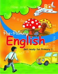 Pre Primary Science English Math