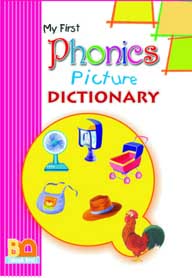 My first Phonics Picture Dictionary