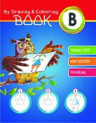 clolor book B
